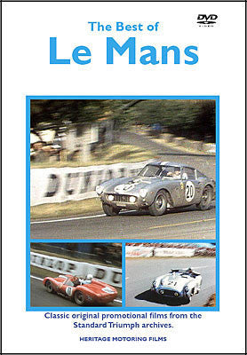 The Best of Le Mans DVD  (HMFDVD5010)
