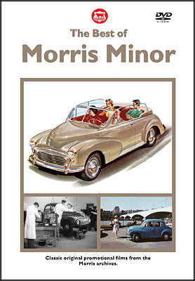 The Best of Morris Minor DVD  (HMFDVD5015)