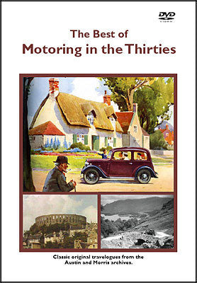 The Best of Motoring in the Thirties DVD  (HMFDVD5012)