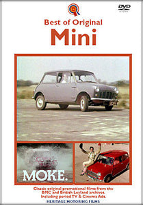 The Best of the Original Mini DVD  (HMFDVD 5002)