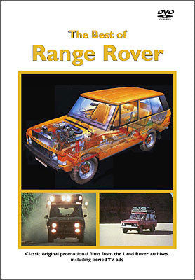 The Best of Range Rover DVD (HMFDVD5016)