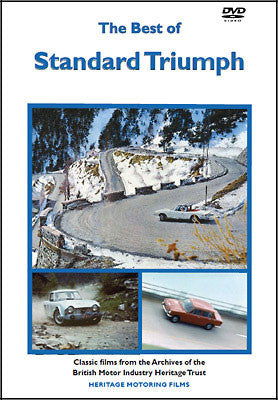 The Best of Standard Triumph DVD  (HMFDVD5019)