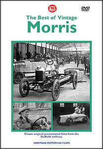 Best of Vintage Morris DVD (HMFDVD5008)