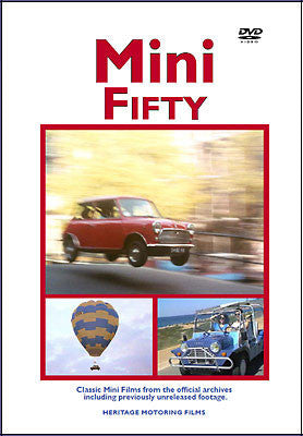 Mini Fifty DVD  (HMFDVD5017)