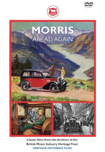 Morris Ahead Again DVD  (HMFDVD5028)
