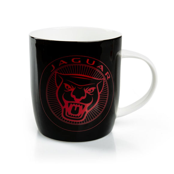 Jaguar Growler Graphic Mug