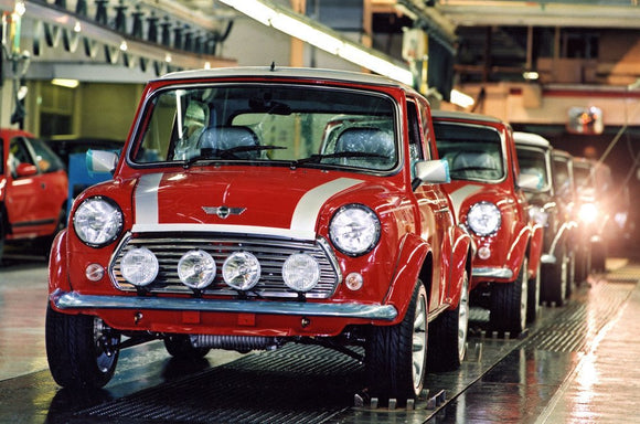 End of Mini Production 2000