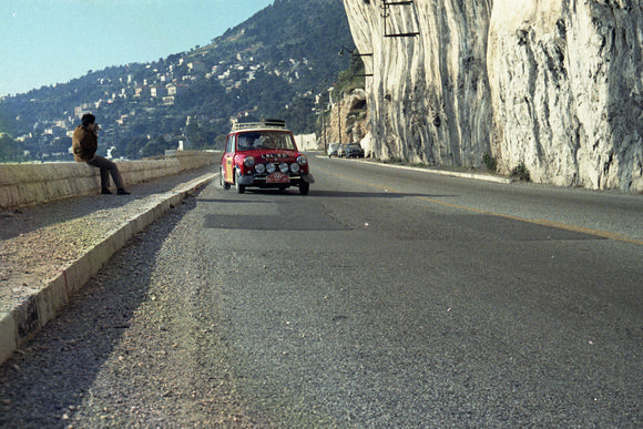 Mini Cooper S Monte Carlo Rally 1967 3