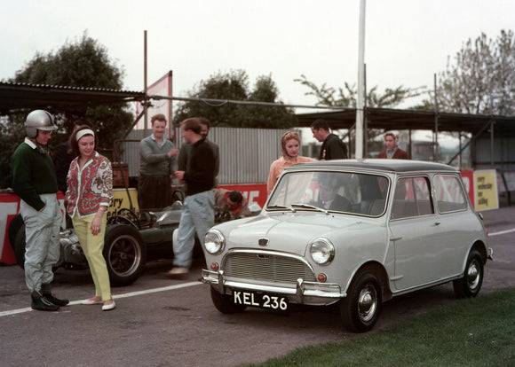 Mini Cooper Goodwood 1961