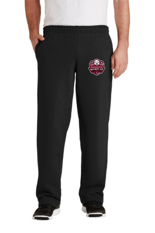 NITROS Open Bottom Sweatpants