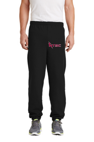 Naugatuck Thunderfish Adult Open Bottom Sweatpants