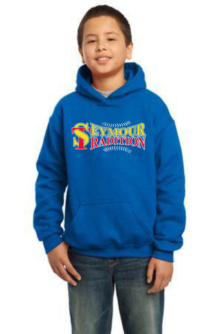 Seymour Tradition Royal Youth Hooded Sweatshirt