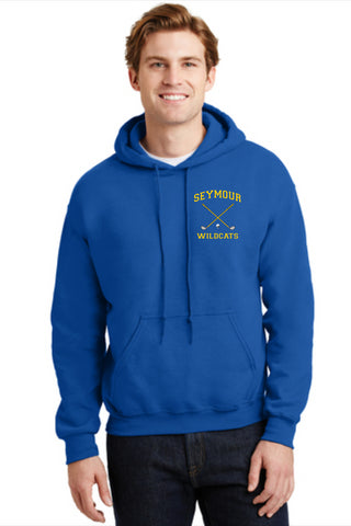 Seymour Golf Hooded Cotton Blend Sweatshirt