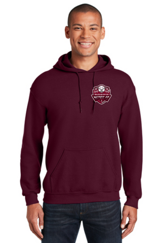 NITROS Cotton Blend Hooded Sweatshirt