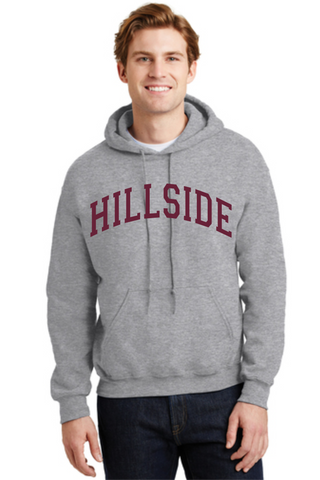 Hillside Adult and Youth Hooded Sweatshirt