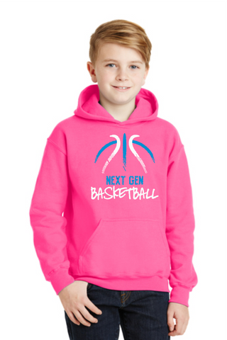 NEX GEN YOUTH & ADULT Cotton Blend Hoodie