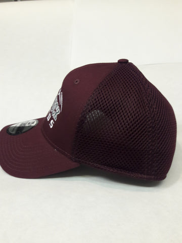 Naugatuck Hounds New Era Stretch Mesh Cap