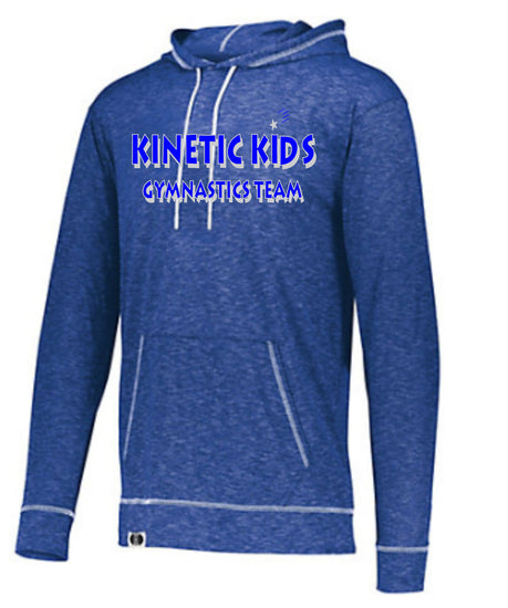 Kinetic Kids Holloway Unisex Royal Blue Journey Hoodie
