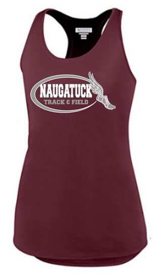 Naugatuck Track Moisture Wicking Ladies Tank top