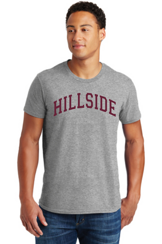 Hillside Nano T-shirt for Youth and Adult