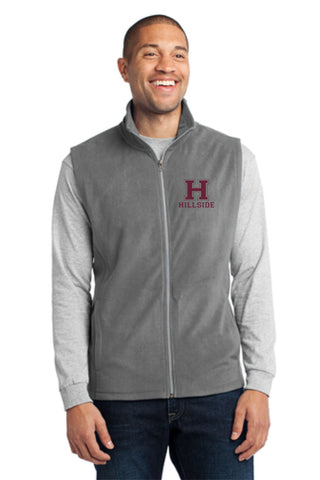 Hillside Men's Microfleece Vest