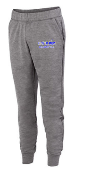 Kinetic Kids Men's Holloway Tonal Heather Fleece Jogger