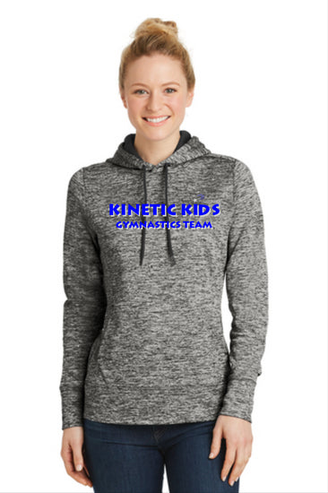 Kinetic Kids Ladies PosiCharge Hooded Pullover