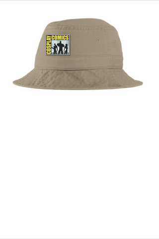 Cosplay Comics Bucket Hats