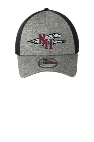 Naugy Hounds Baseball New Era Shadow Stretch Mesh Cap