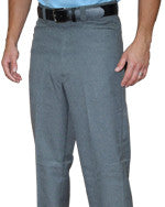 Smitty Baseball/Softball Umpire Plate Pant, Flat Front with Western Pockets