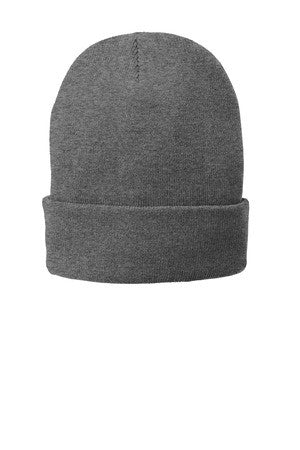 Naugatuck Thunderfish Fleece lined knit cap