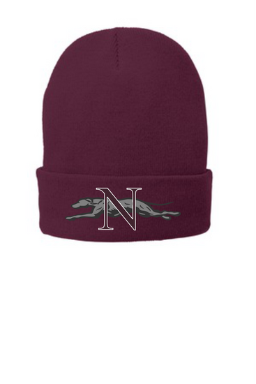 Naugatuck Travel Baseball knit cap
