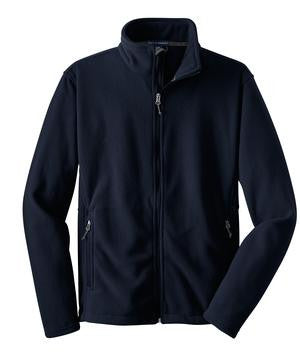 Jettie S. Tisdale Full Zip Unisex Fleece