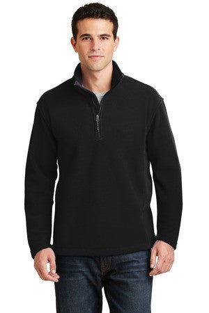 Nutmeg Miata 1/4 Zip Men's Fleece