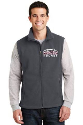 Naugatuck Hounds Fleece Vest