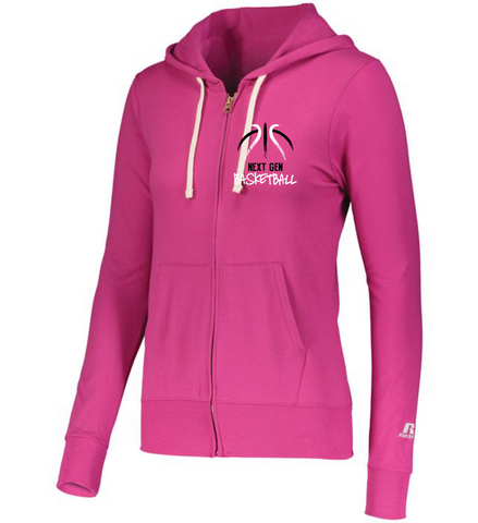 NEX GEN LADIES RUSSELL FULL ZIP JACKET