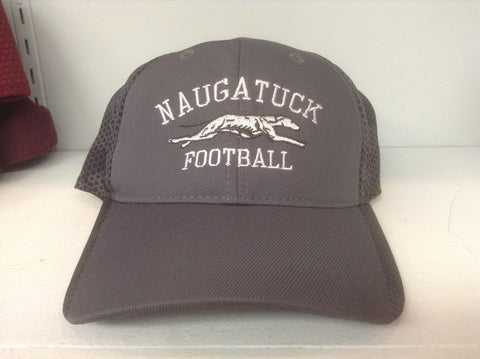 Digital Camo Adjustable Cap - Naugatuck Football