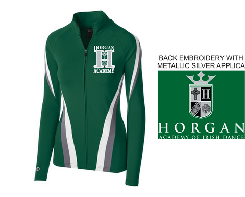Horgan Academy Ladies/Girls Warm Up Jacket