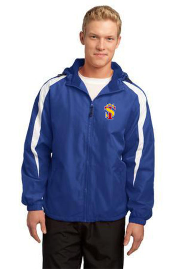 Seymour Tradition Fleece lined Colorblock Jacket