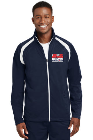 CT DREAM UNISEX WARM-UP JACKET