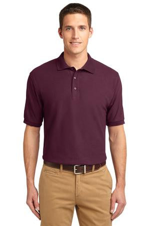 Silk Touch Polo Shirt
