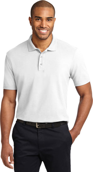 CBVO Unisex Cotton Polo