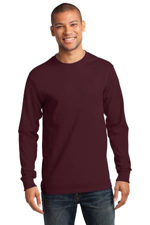 Naugatuck Travel Baseball Longsleeve Cotton T-shirt
