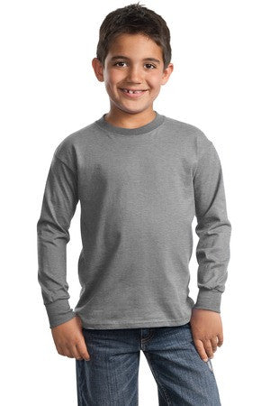 Naugatuck Travel Baseball Youth Longsleeve Cotton T-shirt
