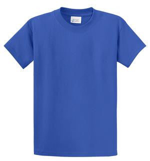 Seymour Tradition Royal Cotton Adult T-shirt 2