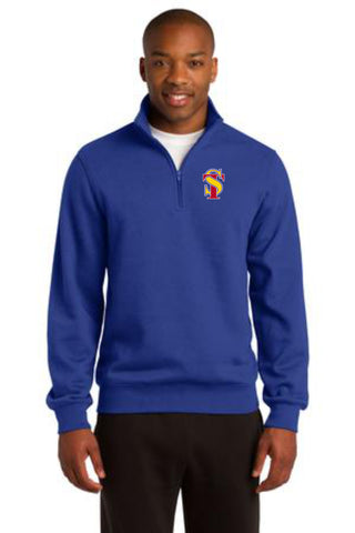 Seymour Tradition 1/4 Zip Sweatshirt
