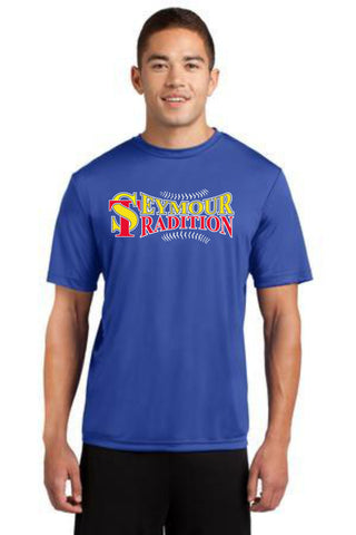 Seymour Tradition Adult Wicking T-shirt