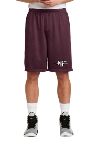 Naugy Hounds Baseball Mesh Shorts