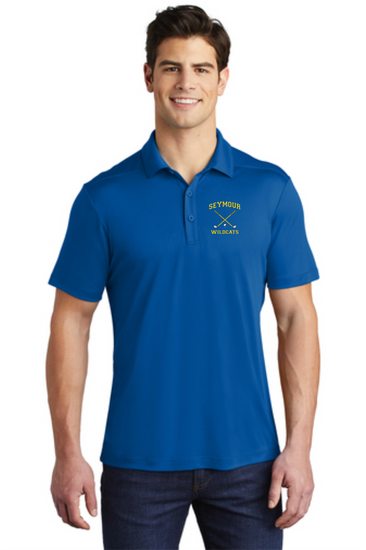 Seymour Golf Sport-Tek ®  Posi-UV™ Pro Short Sleeve Polo