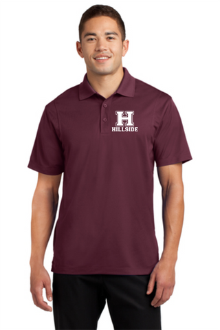 Hillside Men's SportWick Micropique Polo Shirt